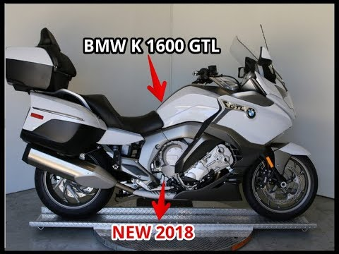 2018 bmw k1600. fine bmw 2018 bmw k 1600 gtl new with bmw k1600