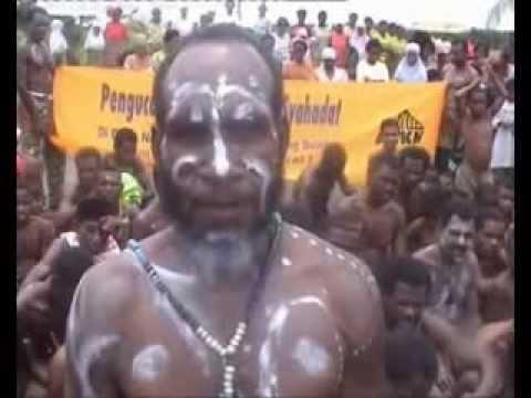 Ustd Fadlan Garamatan - Perjalanan Dakwah Di Bumi Papua (Nuu waar) Bagian 2