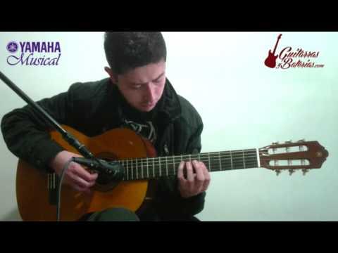 Guitarra Acustica Yamaha C40. Demostracion de características y sonido. Cómprala en Colombia. thumbnail