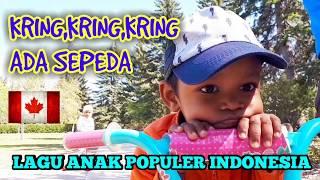 KRING KRING ADA SEPEDA | LAGU ANAK POPULER INDONESIA | VIRAL