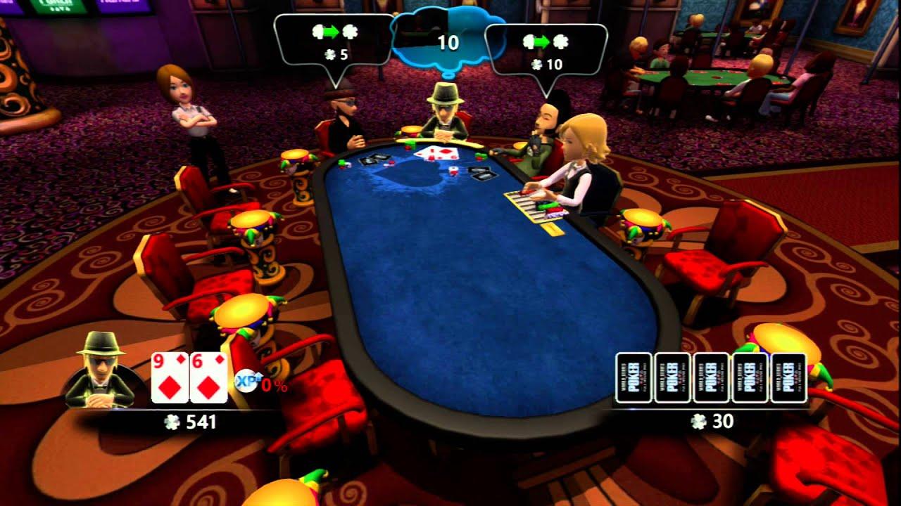 World Series Of Poker Full House Pro Achievement Going Blind 5g Youtube