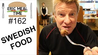 americans try swedish food