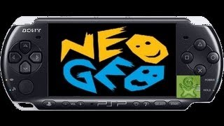 Tutorial PSP:How to Install and Play NeoGeo on your PSP