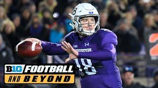 Clayton Thorson | Northwestern | Big Ten Football