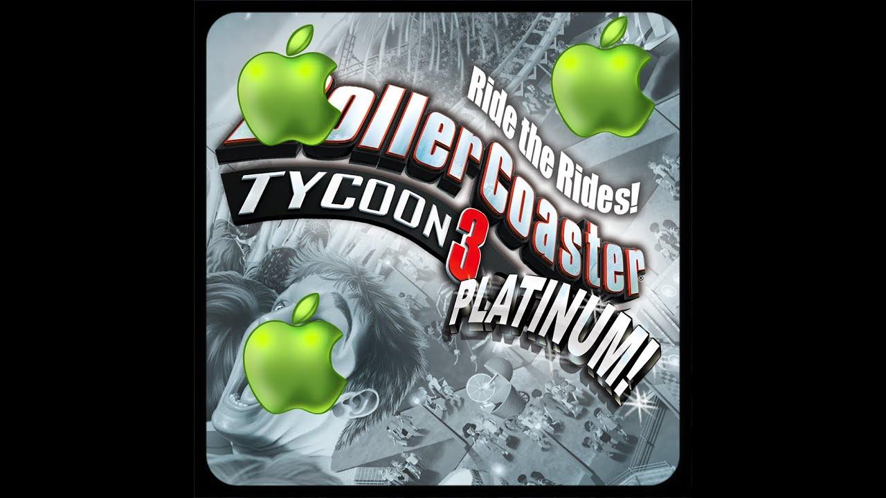 rollercoaster tycoon 3 platinum mac crack