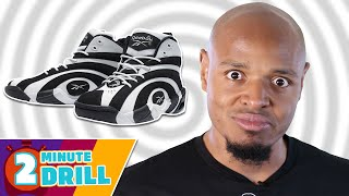Top 5 Worst NBA Star Athletes' Shoes - 2 Minute Drill ft. Tony Baker