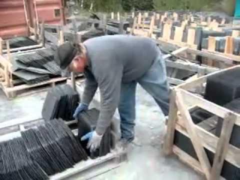 Vermont Slate Quarry Visit
