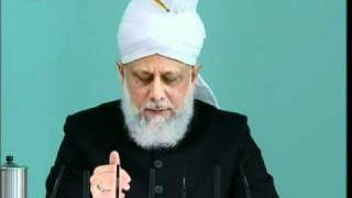 (English) Compelling Beauty of the Holy Qur'an, Friday Sermon 25th March 2011, Islam Ahmadiyya