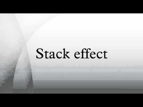Stack effect