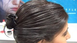 Hair Care - How to Do Your Own Home Hair Spa