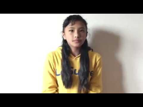 soch na sake little girl singing