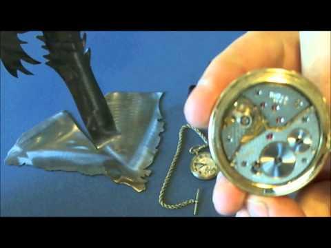 Elgin - Swiss Watch Made in South Carolina
