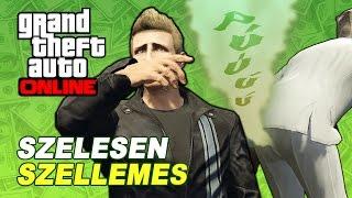 SZELESEN SZELLEMES | GTA Online