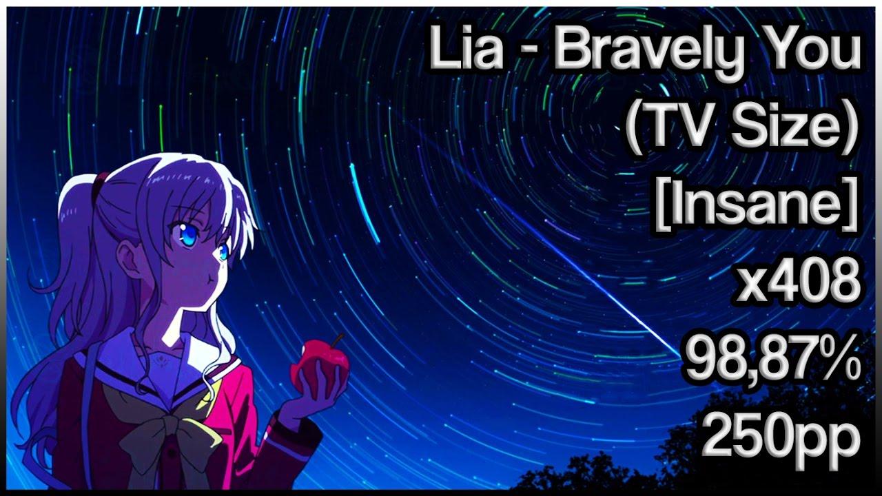 www.250pp.com_Lia-BravelyYou(TVSize)[Insane]x40898,87%250pp-YouTube