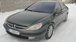 Peugeot 607 обзор