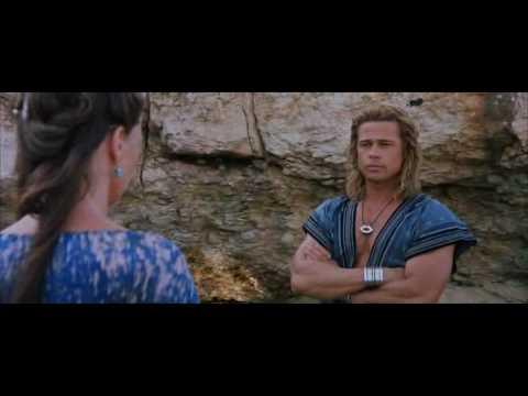 Troy (2004) - Brad Pitt, Blue Lagoon (Filmed in Malta)
