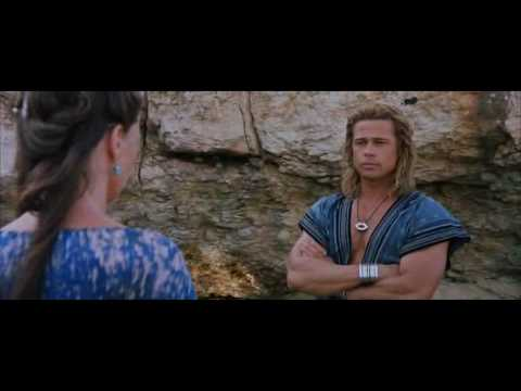 Troy (2004) - Brad Pitt, Blue Lagoon (Filmed in Malta) streaming vf