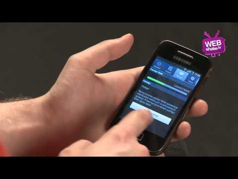 Samsung Galaxy Ace S5830 - recenzja, Mobzilla odc. 23