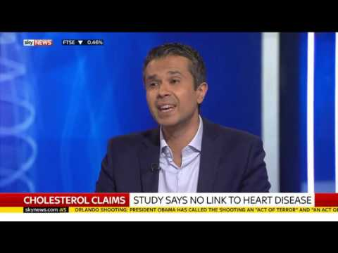 Top Cardiologist Exposes The Great Cholesterol Con