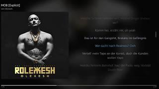 Olexesh - MOB [Explicit]   Lyrics