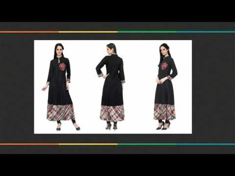 image of Simple Kurti youtube video 1