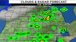 Metro Detroit weather brief for July 7, 2020 -- noon update