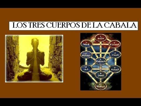 Los tres cuerpos de la Cabala