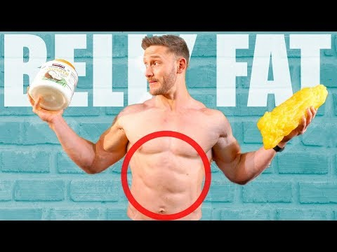Belly Fat vs Other Fat (know the difference)