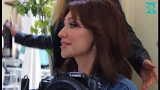 Согдиана снимает в Сочи новую версию клипа