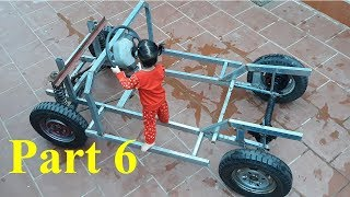 TECH - How to make a car with independent suspension - part 6