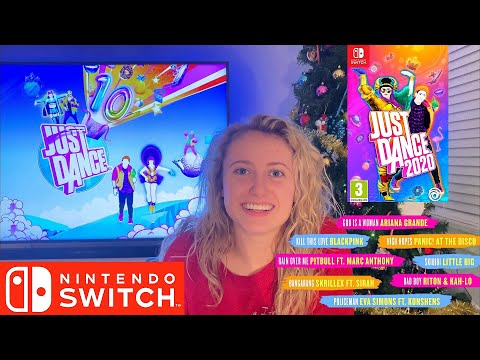Just Dance 2020 REVIEW For Nintendo Switch & Gameplay! IS IT WORTH IT?