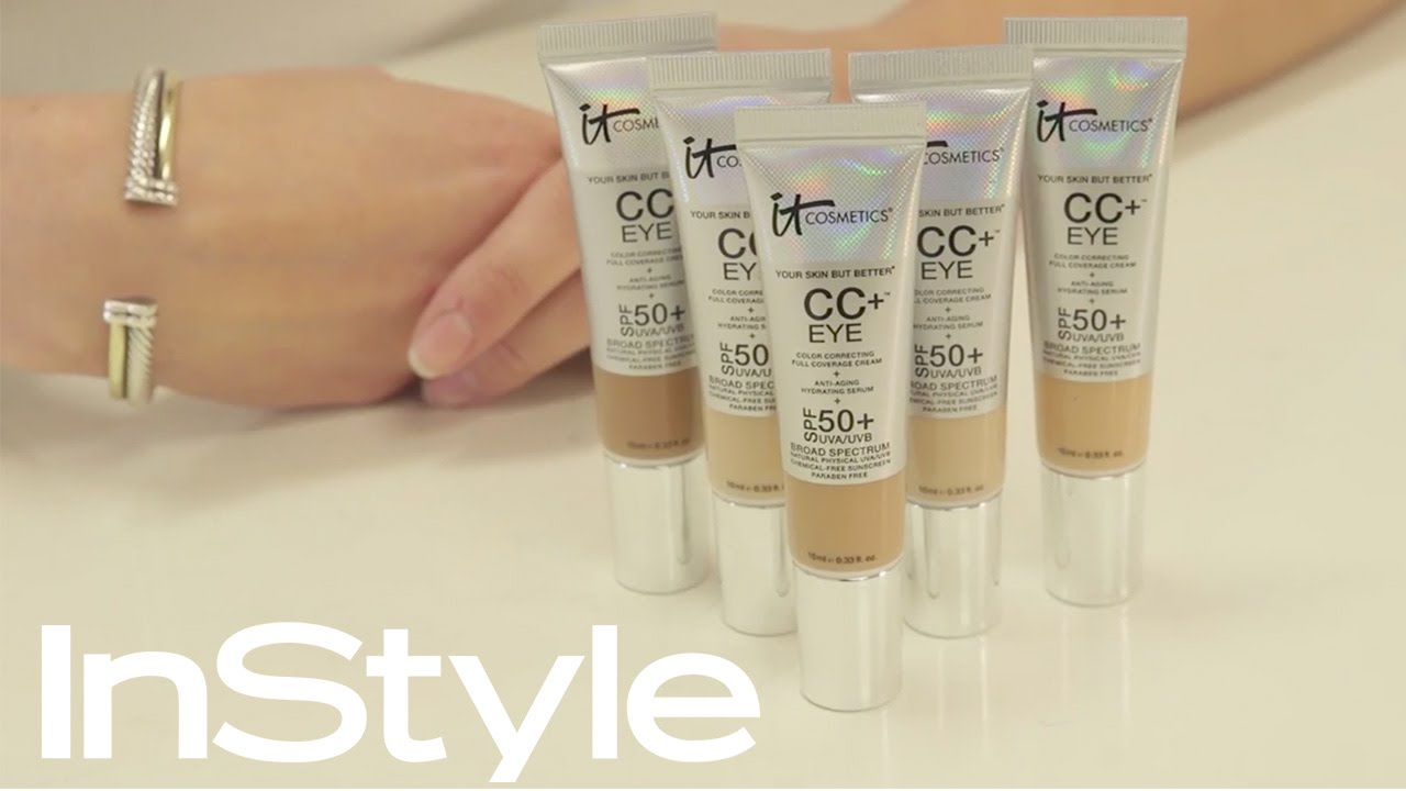 CC+ Eye Color Correcting Full Coverage Cream by IT Cosmetics #19