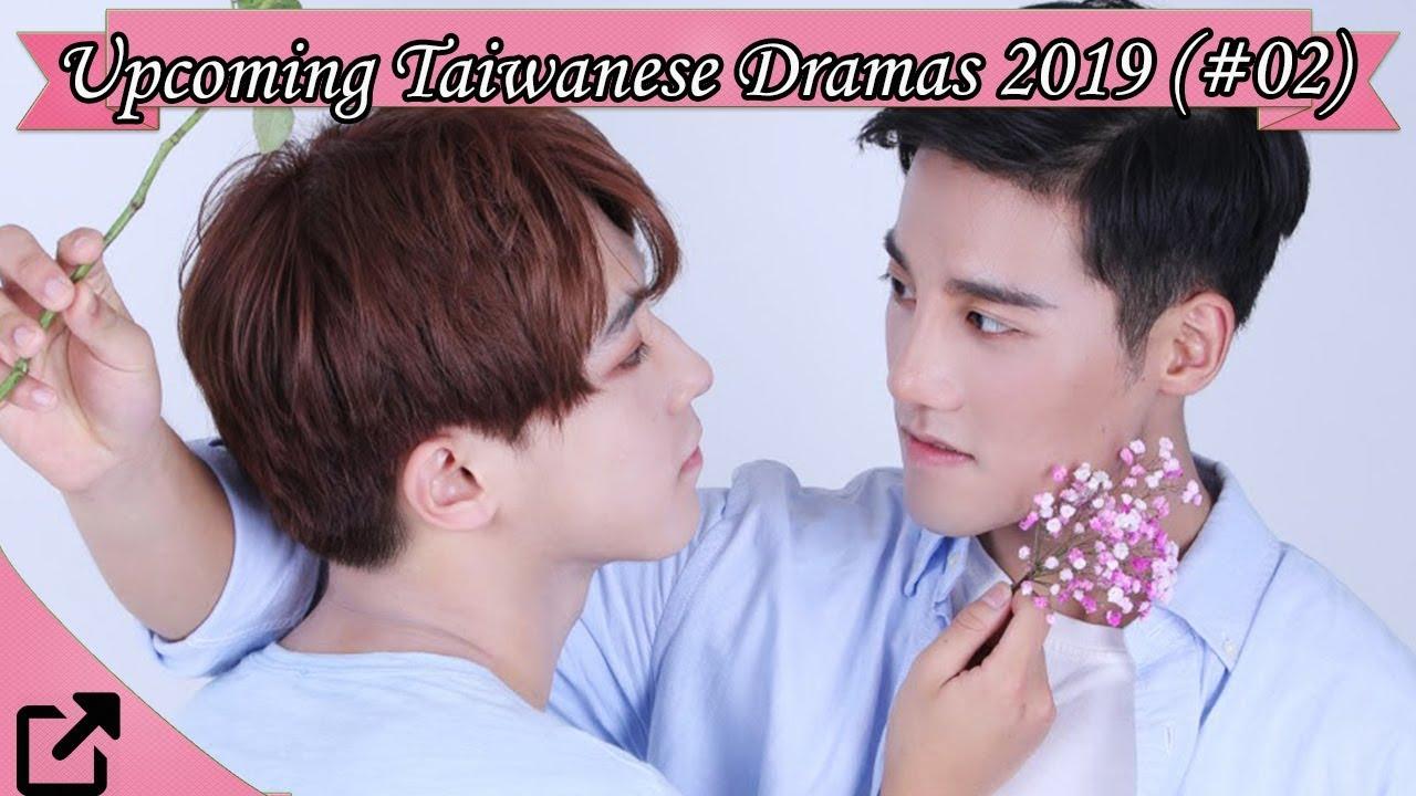 Top 10 Upcoming Taiwanese Dramas 2019 (#02)
