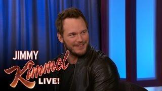 Chris Pratt's First Celebrity Sighting Was Lance Bass