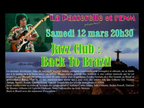 Tuniko Goulart - Back to Brazil 1
