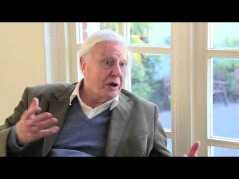 Travel Africa interview with Sir David Attenborough
