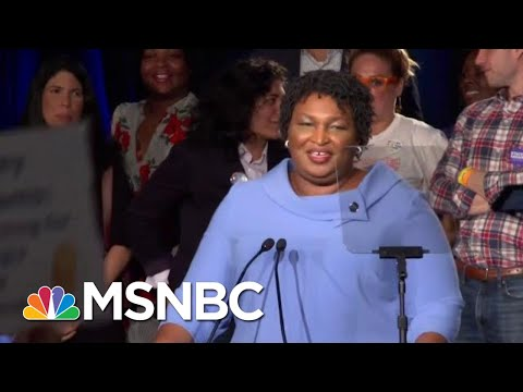 Stacey Abrams Has 'Tall Hill To Climb' In Fight For Georgia Election Recount | MTP Daily | MSNBC