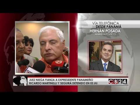 Se complica extradición de Martinelli con resultados de primera audiencia