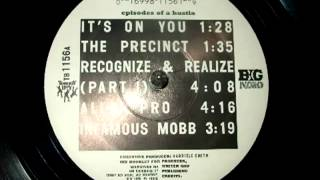 Big Noyd featuring Prodigy - Recognize & Realize (Part I) (1996)