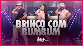 Brinco com Bumbum - Tainá Costa | FitDance TV (Coreografia Oficial) Dance