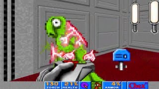 Awful Gaming Memories: Chex Quest NIGHTMARE!!