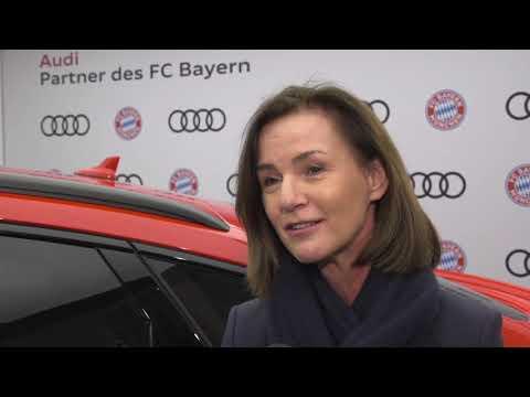 Audi and FC Bayern extend partnership until 2029 - Hildegard Wortmann