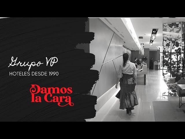 Grupo VP - Empresa Familiar | DAMOS LA CARA