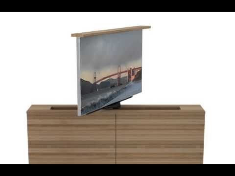 FPLTR V3 Flat Panel (tv) Furniture Lift With Rotation