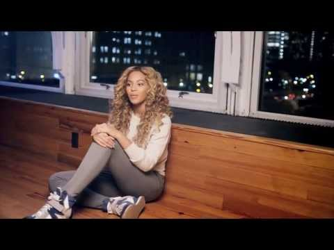 Who does Beyoncé Knowles-Carter chime for HQ Quality 2013