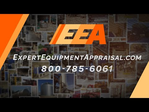 Expert Equipment Appraisal - Certified - Expert Equipment Appraisal