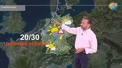 Wetterprognose: Das 7 bis 10 Tage-Wetter. Wie endet der Mai? Wie startet der Juni?