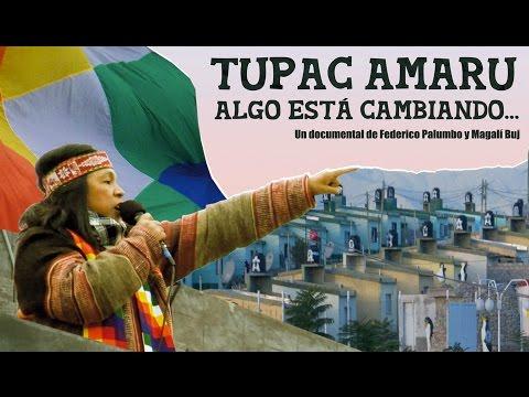 Tupac Amaru, algo está cambiando. Milagro Sala - HD SUBTITULOS