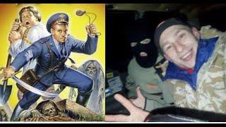 Как под Полтавой террорист в пампасы ушел