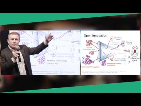 Science&People #4: Open Innovation – the last 10 years, the next 10 years - Dr. Esteve Almirall